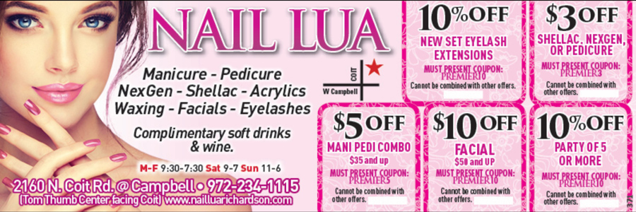 Nail Lua Is The Best Nail Salon In Richardson Tx
